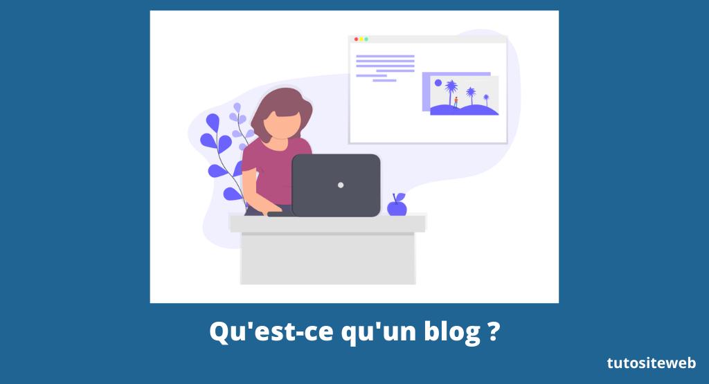 qu'est-ce qu'un blog