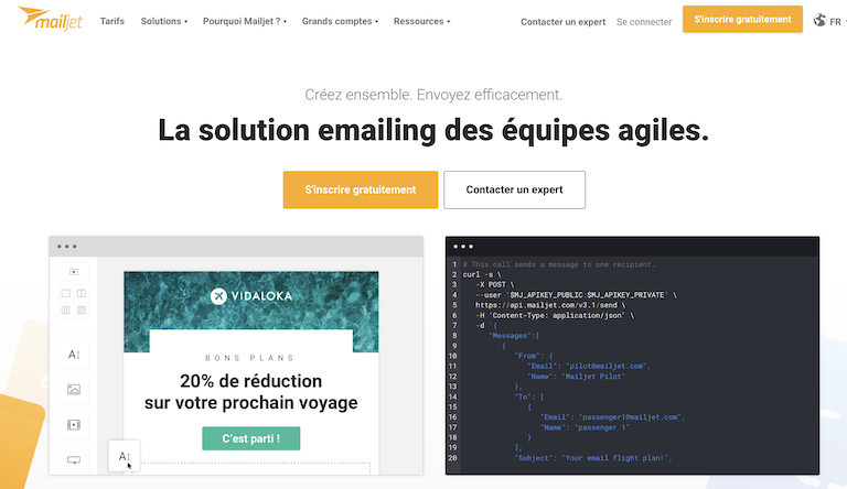 solution emailing