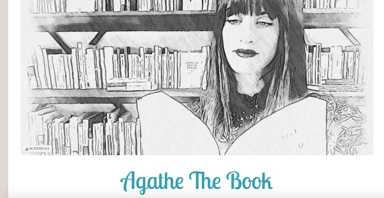 top blogs féminins agathe the book