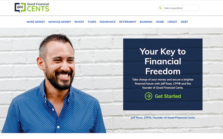 blogs USA good financial cents