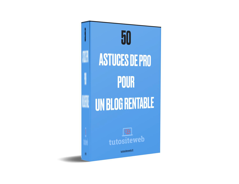 astuces blog rentable